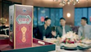 白金酒广告-cctv品牌