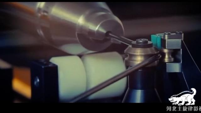马克里弯管机产品展示