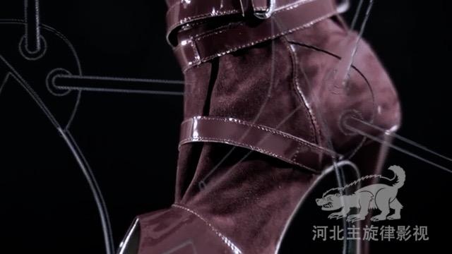 麦格鞋业产品工艺视频